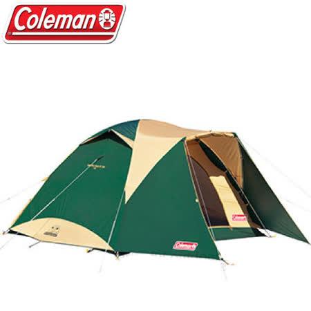 美國 Coleman 透氣快乾圓頂露營帳蓬