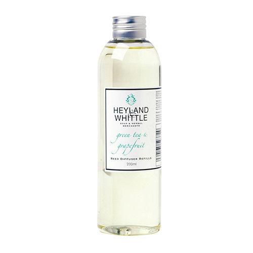 【H&W英倫薇朵】葡萄柚綠茶擴香補充精油(200ml)