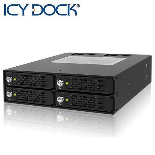 ICY DOCK 2.5吋SATA SAS硬碟抽取模組-MB994SK~1B