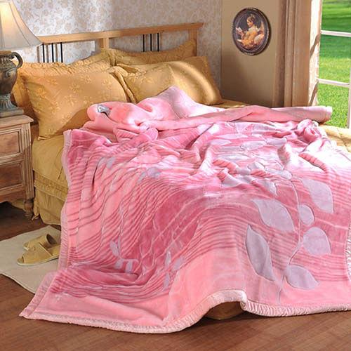 格藍寢飾-繽紛夏日雙層加大毛毯