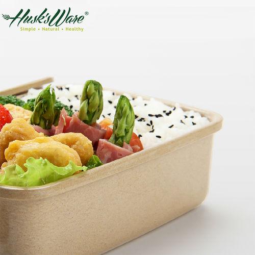 ~Husk's ware~美國Husk's ware稻殼天然無毒環保便當盒 大