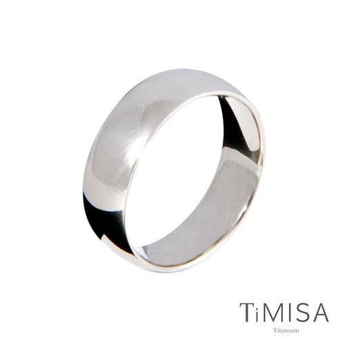 【TiMISA】純愛(共兩色) 純鈦戒指