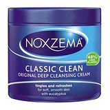 美國NOXZEMA清涼型深層洗面霜340g