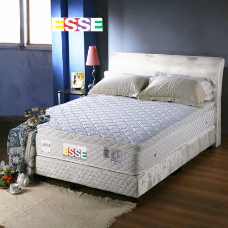 ESSE 抗菌防蹣 三線獨立筒床墊-單人