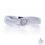 City Diamond Petite鑽戒