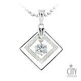 City Diamond Amor系列 K金項鍊 ZP1822W-2