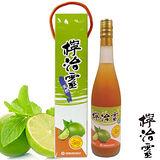 【檸治靈】手工萃取檸檬醋禮盒600ml(瓶)