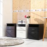 《BuyJM》歐克防潑水無銳角檔案櫃/床頭櫃/3色可選