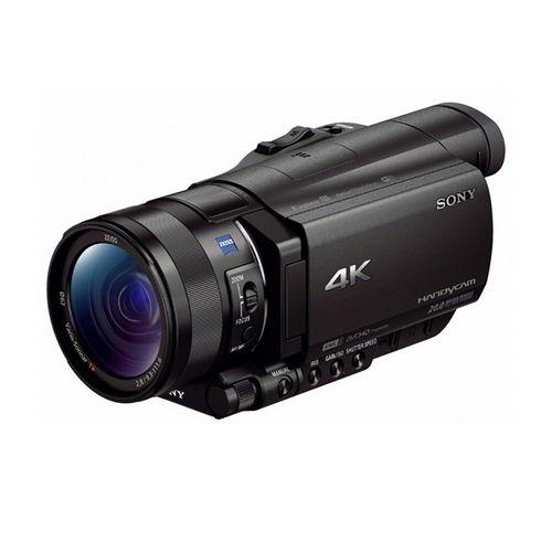 SONY FDR-AX100 4K高畫質攝影機(平輸繁中)--送專屬鋰電池(FV70)+強力大吹球+細毛刷+清潔組+硬式保護貼