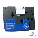 【台灣榮工】BROTHER 相容 護貝 標籤帶 TZ-261(白底黑字 36mm)