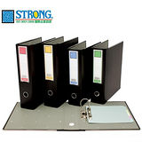【自強 STRONG】250S 拱型二孔夾/文件夾/資料夾 (280×80×318mm)