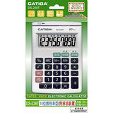 【CATIGA】DS-238T 10位數 桌上型計算機 (專利拆信裝置)