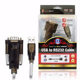 USB轉RS232 9PIN傳輸線-1.8米