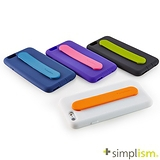 "Simplism iPhone6 4.7"" 手持帶矽膠保護套組"