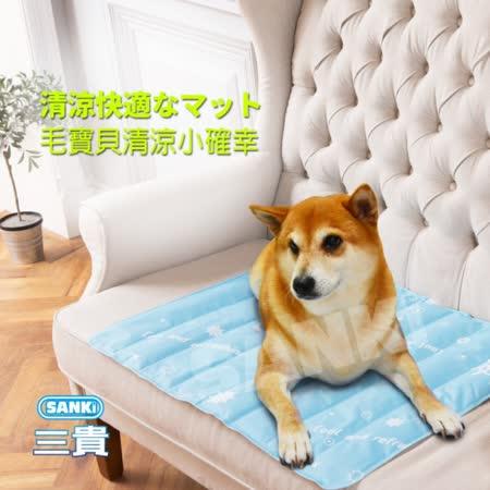 日本SANKi 寵物涼墊2入組