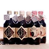 【黑豆桑】金缸麴美味組(金豆醬油x2+缸底醬油x2+紅麴醬油x2)