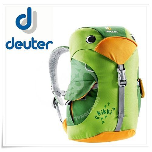 【德國 Deuter 】Kikki 6L 大嘴鳥 可愛兒童背包_36093 綠