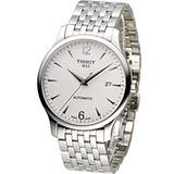 TISSOT T-TRADITION 極簡雅士時尚機械腕錶 T0634071103700