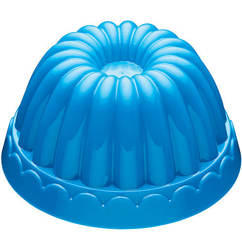 《KitchenCraft》皇冠果凍模 藍