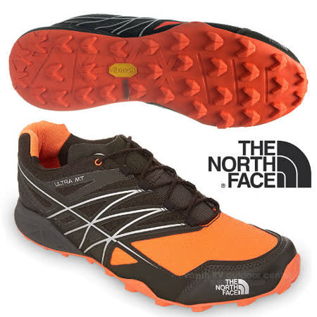 The North Face 耐磨越野跑鞋系列
