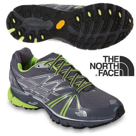 美國 The North Face 男款 終極防護越野跑鞋