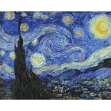 ArtLife藝術生活【DT052】梵谷 星空 DIY 數字 油畫 彩繪 40*50cm
