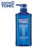 TONIC 頭皮清爽雙效洗髮精 520ml-植物精萃雙效滋潤(藍瓶)