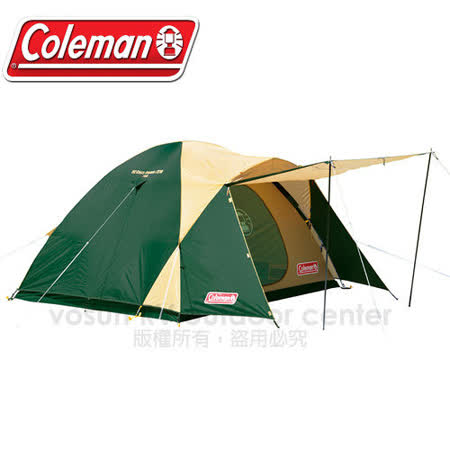 【Coleman】 4-5人CROSS露營帳