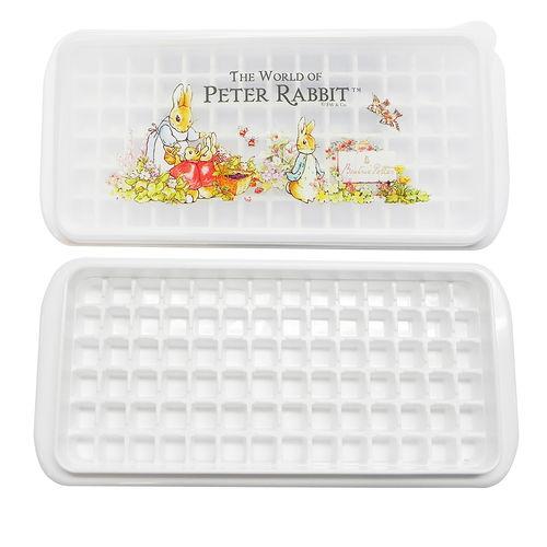 【クロワッサン科羅沙】Peter Rabbit~ 經典比得兔 附蓋製冰器 細 1.2*1.3cm 21606
