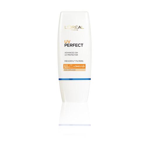 ★買一送一★萊雅完美UV防護隔離乳液膚SPF50