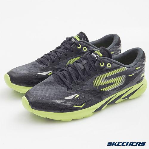 SKECHERS(男)跑步系列GOMEB SPEED 3-54000BKGR