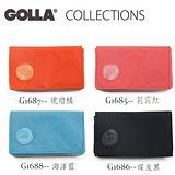 GOLLA 北歐芬蘭 時尚極簡 皮夾/萬用包/手拿包/收納包/零錢包WALLET RUBIN 四色可選