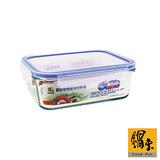 鍋寶微波耐熱玻璃保鮮盒410ML-BVC-0411
