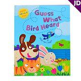 【英國Caterpillar原文童書】Guess What Bird Heard大翻翻書