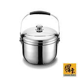 鍋寶不鏽鋼節能再煮鍋5L-CP-6051