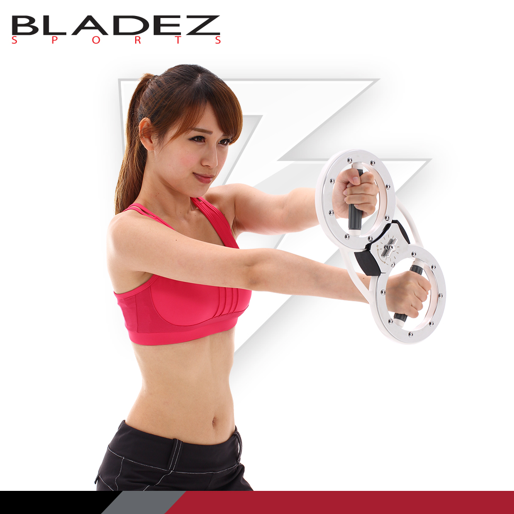 【BLADEZ】「臂熱」全新二代可調阻力-女性4磅