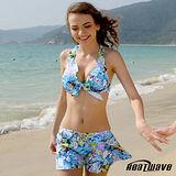 【Heatwave熱浪】花漾風彩 比基尼三件式泳裝-81662
