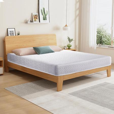 AGNES 高碳鋼 輕鬆睡彈簧床墊-雙人