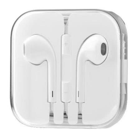 Apple iPhone  線控麥克風耳機