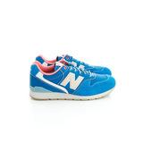 New Balance 男/女鞋 經典慢跑鞋-藍-MRL996GA