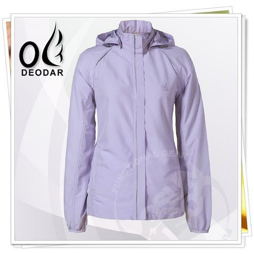 【DEODAR】美國杜邦 Coolmax 3M反光 女永久型防曬外套