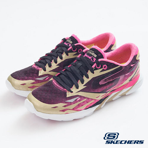 SKECHERS(女)跑步系列GOMEB SPEED3-14000GDHP