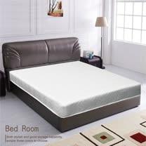 【AGNES 艾格妮絲】高碳鋼輕鬆睡彈簧單人床墊(單人3.5尺)