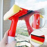 [百貨通]噴水玻璃刷 刮水器 清潔海綿 玻璃 清潔器