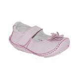 美國 Rileyroos 真皮手工鞋/學步鞋/童鞋/寶寶鞋/嬰兒鞋 費歐娜 清柔粉