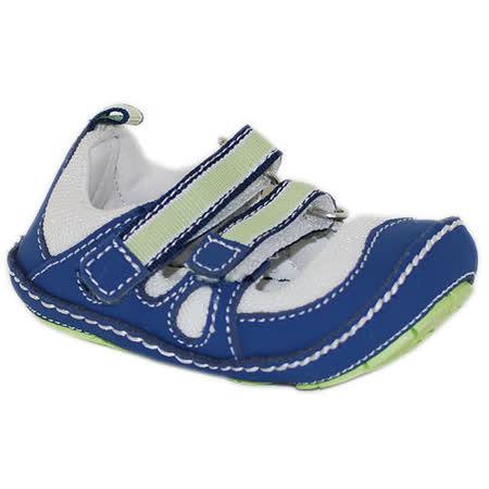 美國 Rileyroos 真皮手工鞋/學步鞋/童鞋/寶寶鞋/嬰兒鞋_達克它鞋 衝浪者