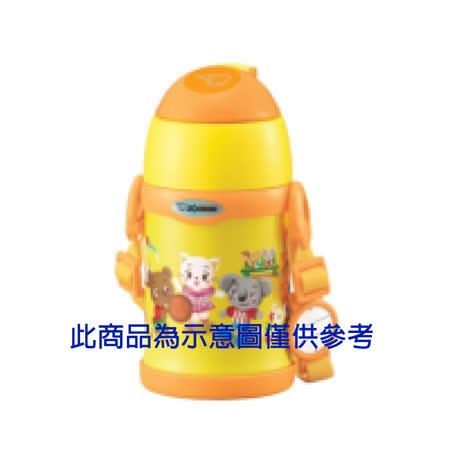 『ZOJIRUSHI』 ☆ 象印 0.45L 童用不鏽鋼真空保冷瓶 ST-ZEE45