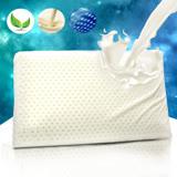 【三浦太郎】天然透氣孔乳膠枕。平面型(B0953-D)