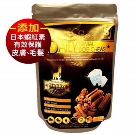 TINGGO機能性4C潔牙骨 羊肉口味36入/130g