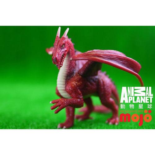 【MOJO FUN 動物模型】動物星球頻道獨家授權 - 赤焰龍